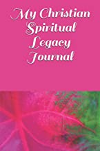 Christian spiritual legacy journal