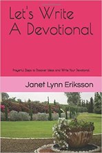 Devotional writing book